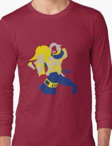 Uther Hearthsone Pop Style Long Sleeve T-Shirt
