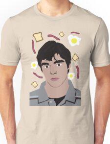 Walt Jr Loves Breakfast Unisex T-Shirt