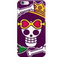 【1900+ views】ONE PIECE: Jolly Roger of Brook iPhone Case/Skin