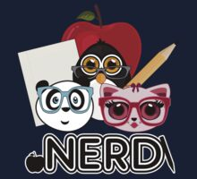 Nerd 2 Kids Clothes