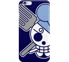 【2600+ views】ONE PIECE: Jolly Roger of Sanji iPhone Case/Skin
