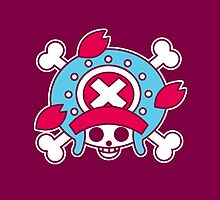 【2600+ views】ONE PIECE: Jolly Roger of TonyTony Copper by Ruo7in