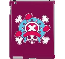 【2600+ views】ONE PIECE: Jolly Roger of TonyTony Copper iPad Case/Skin