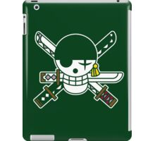 【6800+ views】ONE PIECE: Jolly Roger of Roronoa Zoro iPad Case/Skin