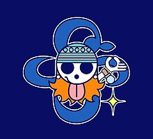 【1700+ views】ONE PIECE: Jolly Roger of Nami by Ruo7in