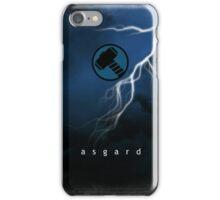 Thor from Asgard iPhone Case/Skin