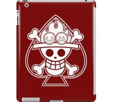 【2700+ views】ONE PIECE: Jolly Roger of Ace iPad Case/Skin