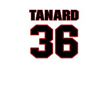 NFL Player Tanard Jackson thirtysix 36 Photographic Print