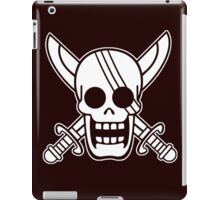 【2500+ views】ONE PIECE: Jolly Roger of Shanks iPad Case/Skin