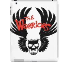 THE WARRIORS symbol iPad Case/Skin