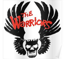 THE WARRIORS symbol Poster