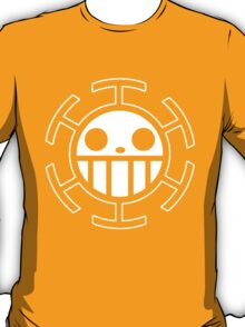 【4500+ views】ONE PIECE: Jolly Roger of Trafalgar Law T-Shirt
