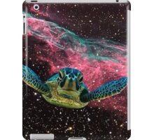 SPACE TURTLE iPad Case/Skin
