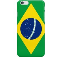 Brazil World Cup Flag - Brazilian T-Shirt iPhone Case/Skin
