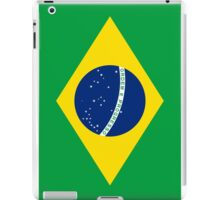 Brazil World Cup Flag - Brazilian T-Shirt iPad Case/Skin