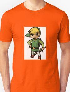 Link, zelda, cartoon version Unisex T-Shirt