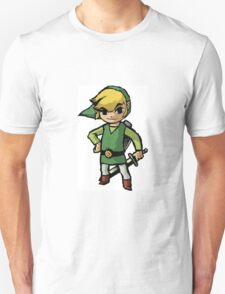 Link, zelda, cartoon version T-Shirt