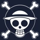 【3600+ views】ONE PIECE: Jolly Roger of Straw Hat II by Ruo7in