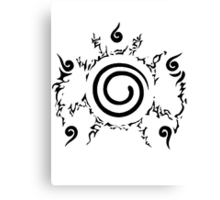 【19900+ views】NARUTO: the Seal of Nine-tails Canvas Print
