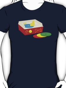 You never forget your first record collection T-Shirt