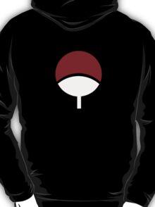 【24200+ views】NARUTO: Clan Symbol of Uchiha T-Shirt