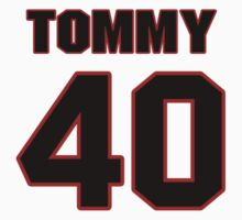 NFL Player Tommy Bohanon forty 40 by imsport