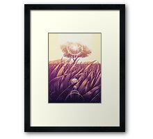 Shine Framed Print