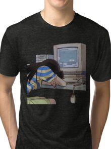 Waiting Tri-blend T-Shirt