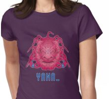 Y A N A _ Face of Boe Womens Fitted T-Shirt