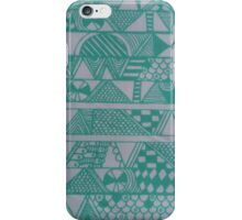 Pattern Mania iPhone Case/Skin