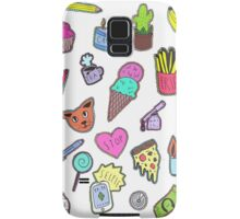 Anything and everything in COLOR Samsung Galaxy Case/Skin