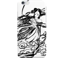 【4400+ views】Chang Er Flies to the Moon (嫦娥奔月) iPhone Case/Skin