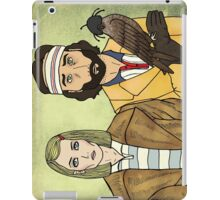 Margot & Richie iPad Case/Skin