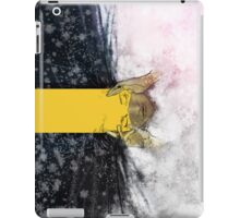 Golden Head iPad Case/Skin