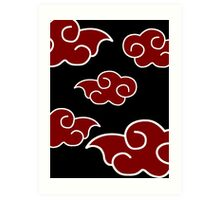 【Best Selling 39500+ views】NARUTO: AKATSUKI(曉) Art Print