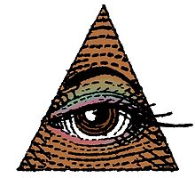 Her Eye In The Pyramid #2 by Javis  White