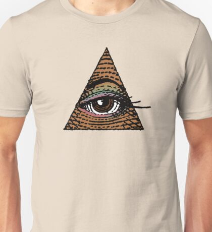 Her Eye In The Pyramid #2 Unisex T-Shirt