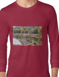 landscape lake Long Sleeve T-Shirt