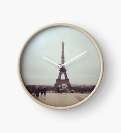 Beyond The Eiffel Tower Clock