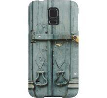 Locked Door Samsung Galaxy Case/Skin