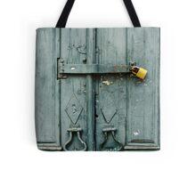 Locked Door Tote Bag