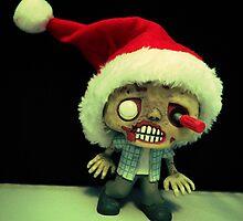 Zombie Christmas by FendekNaughton