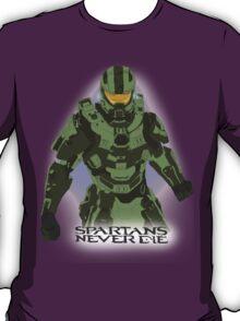 Spartans Never Die T-Shirt