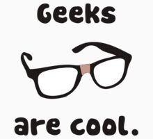 Geeks are cool by MegaLawlz