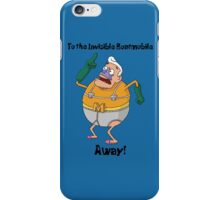 Mermaid Man iPhone Case/Skin