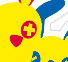 【5300+ views】Pokemon Plusle (for Girl) Sticker