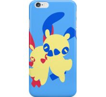 【5200+ views】Pokemon Minun (for Boy) iPhone Case/Skin