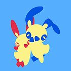 【5200+ views】Pokemon Minun (for Boy) by Ruo7in