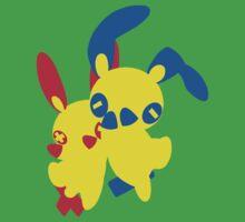 【5200+ views】Pokemon Minun (for Boy) Kids Clothes