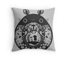【24800+ views】Totoro Throw Pillow